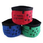 Travel Bowls & Bags