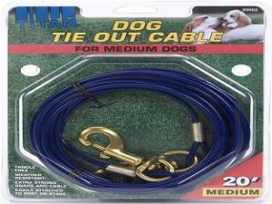 Titan Dog Tie Out Cable -  Dogs product