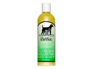 NuVet Oatmeal Shampoo