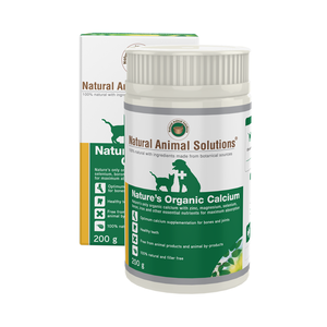 NAS Nature's Organic Calcium