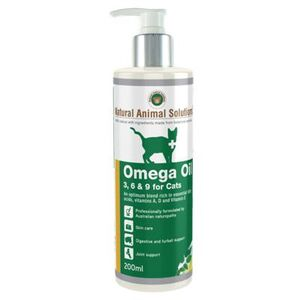 NAS Omega Oil 3,6 & 9 for Cats
