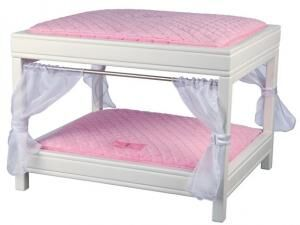 TRIXE My Princess Canopy Bed