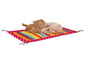 Trixie Play Mat, Fleece/Canvas