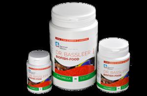 DR.BASSLEER BIO-FISH FOOD CHLORELLA