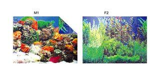 Aquarium Backscreen M1/ F2
