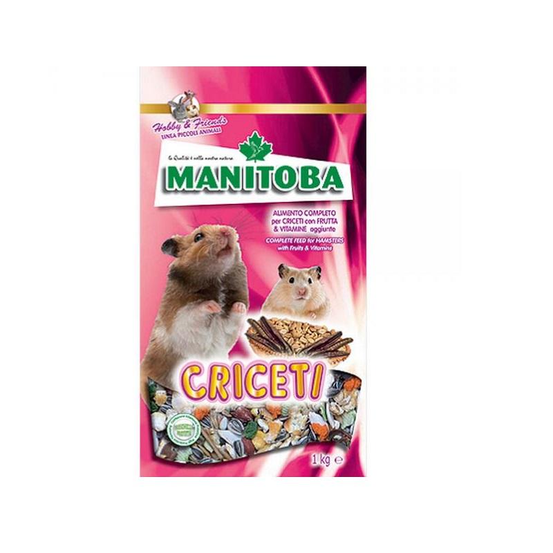 Manitoba Criceti 1KG