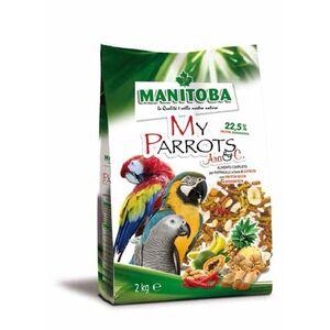 Manitoba My Parrots Ara & C
