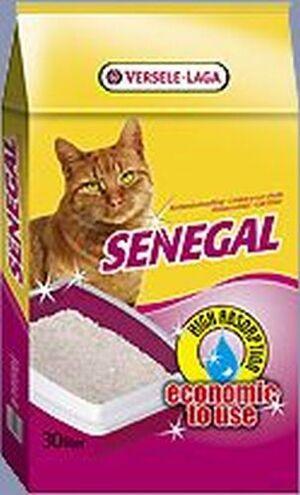 Senegal Cat Litter