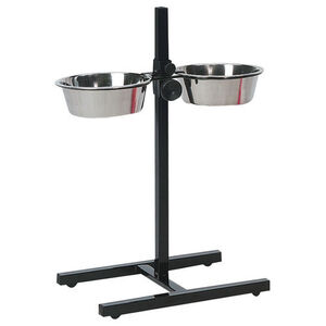 H-Stand With Dishes