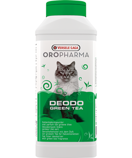 Deodo Green tea 750 ml - Cats Training & Cleaning product