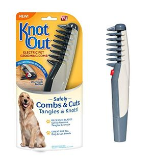 Electronic Pet comb