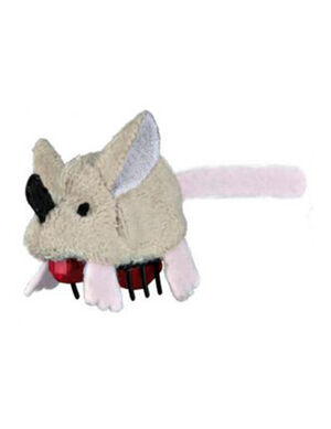 Trixie Running Mouse, Plush