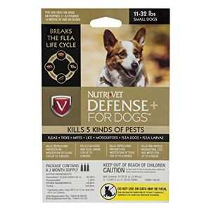 Nutri-vet defence for dogs over 11 to 32 lbs