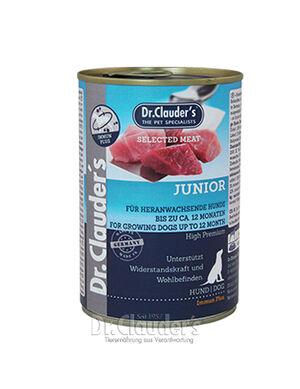 Dr Clauders Selected Meat Junior 400gm
