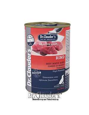 Dr Clauders Selected Meat Rind 400gm