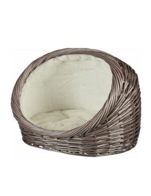 Wicker Cuddly Cave