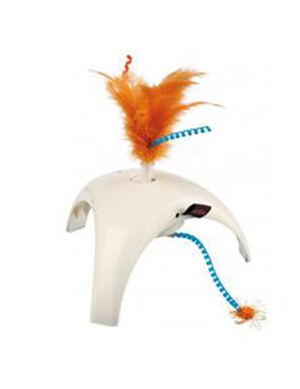 Feather Spinner, plastic