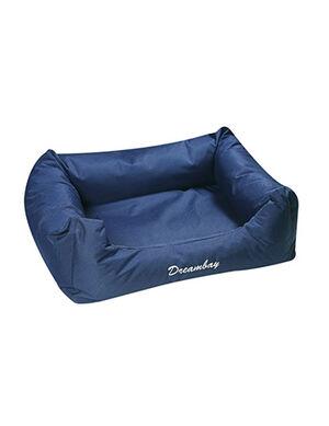 Dog Bed Square SummerbayBlue