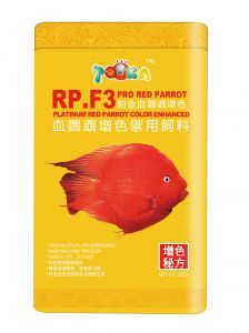 Pro Red Parrot Color Enhanced