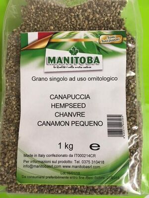 CANAPUCCIA 1kg - Bird Food product
