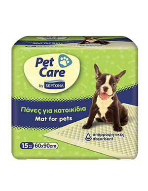 Septona MAT for Pets 90x60 cm (15pcs)
