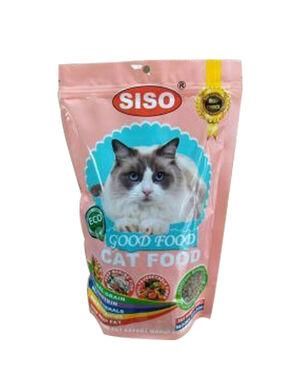 Siso Good Food Cat Food Fish Flavour