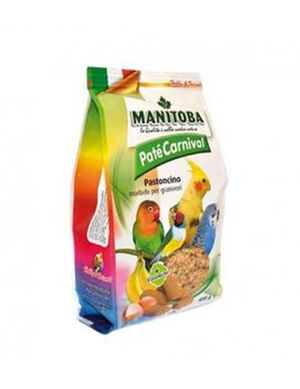 Manitoba Pate Carnival 400g - Bird Food product