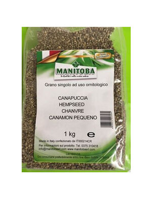 Manitoba CANAPUCCIA 1kg - Bird Food product