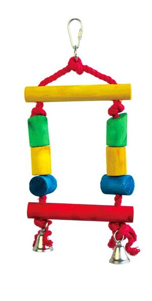 Swing Parrot toy