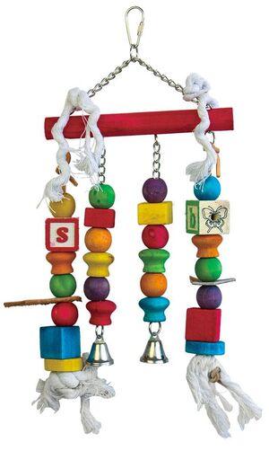 Nerd Parrot Toy