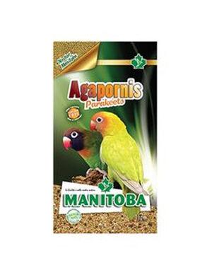 Manitoba Agapornis Parakeets 1kg
