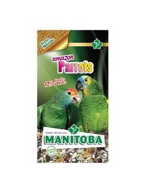 Manitoba Amazon Parrots 2kg