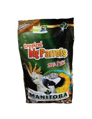 Manitoba Tropical Big Parrots 2kg