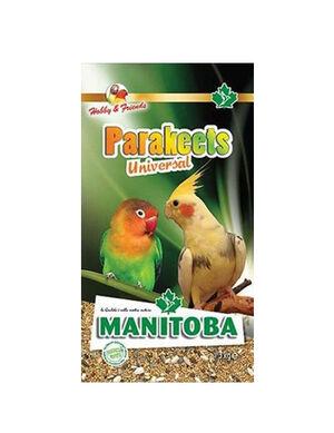 Manitoba Parakeets Universal 1KG