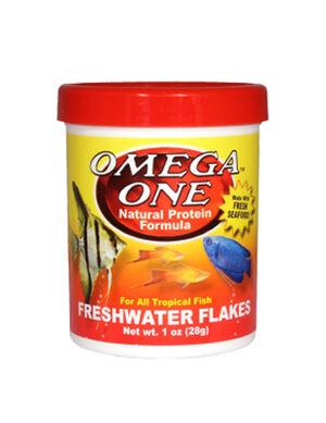 OMEGA ONE FRESH WATER FLAKES