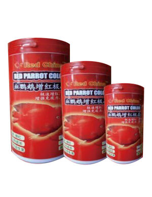 Siso Red China Red Parrot 1000g - Fish Food & Treats product