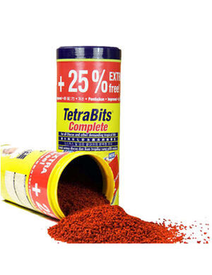 Tetra Bits Complete(25% Extra Free) 375gm
