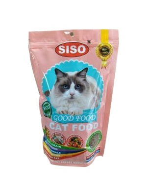 Siso Cat Good Food (Fish & Beef Flavours)