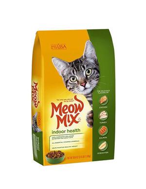 Meow Mix Indoor Health Dry Cat Food 1.43 kg