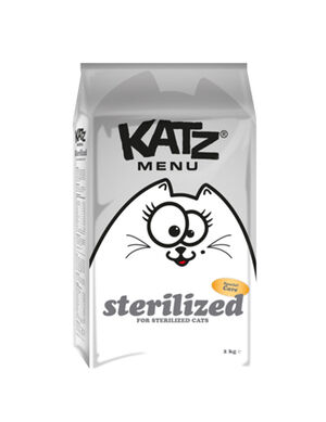 Katz Menu Sterilized 400g