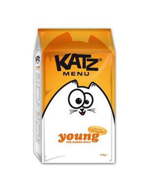 Katz Menu Young 2kg -  Cats product