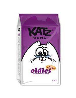 Katz Menu Oldies 400g -  Cats product