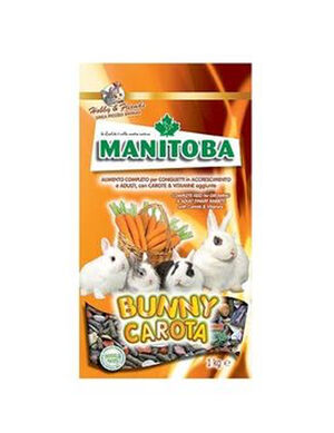 Manitoba Bunny Carota 1KG