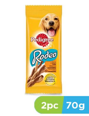 Pedigree Rodeo Chicken 2 x 70g