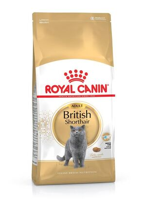2kg Royal Canin Adult British short hair