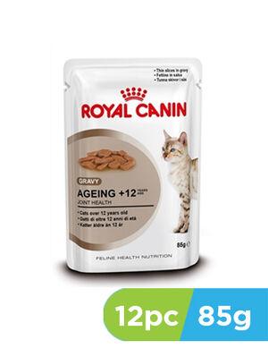 Royal Canin Ageing 12+ Gravy 12pcs x 85gm
