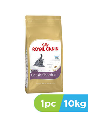 Royal Canin British Short Hair Kitten 10kg