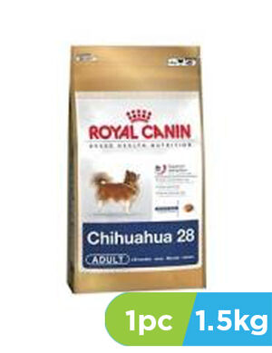 Royal Canin Chihuahua adult 1.5kg - Dogs Food product