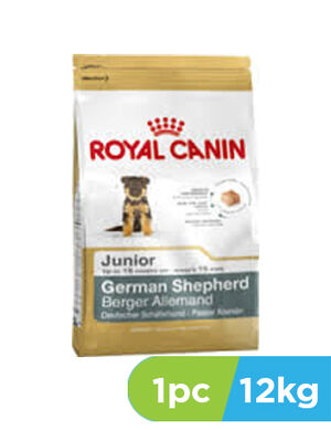 Royal Canin German Shepherd Puppy 12kg