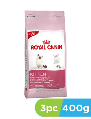 Royal Canin Second Age Kitten 3pc x 400gm